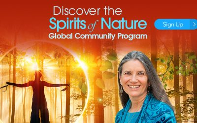 Discover The Spirits of Nature Global Community Program with Sandra Ingerman