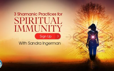 Receive shamanic practices to calm your fears and optimize your health and wellbeing