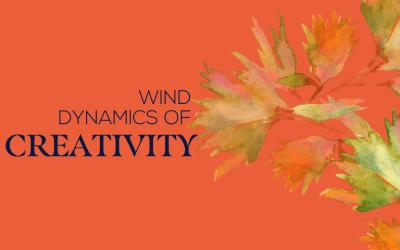 Wind Dynamics of Creativity